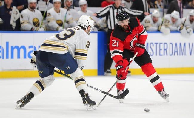 Buffalo Sabres vs New Jersey Devils NHL Picks, Odds, Predictions 1/30/21