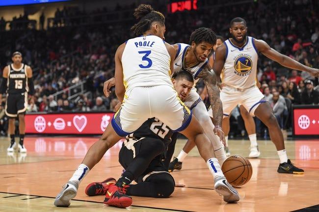 Atlanta Hawks at Golden State Warriors - 3/26/21 NBA Picks and Prediction