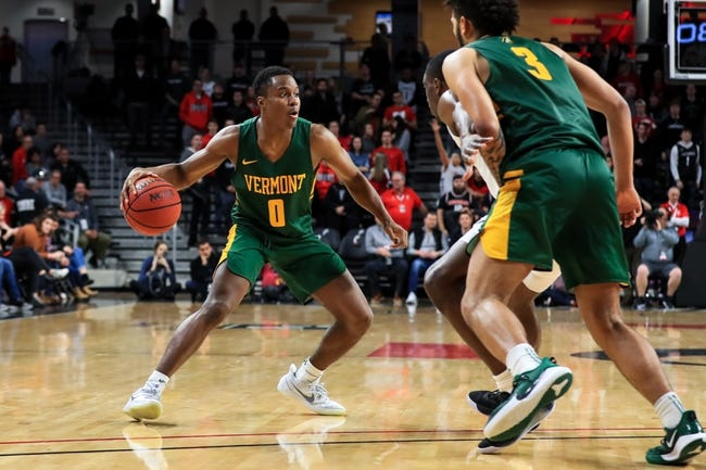 Vermont vs NJIT College Basketball Picks, Odds, Predictions 12/27/20