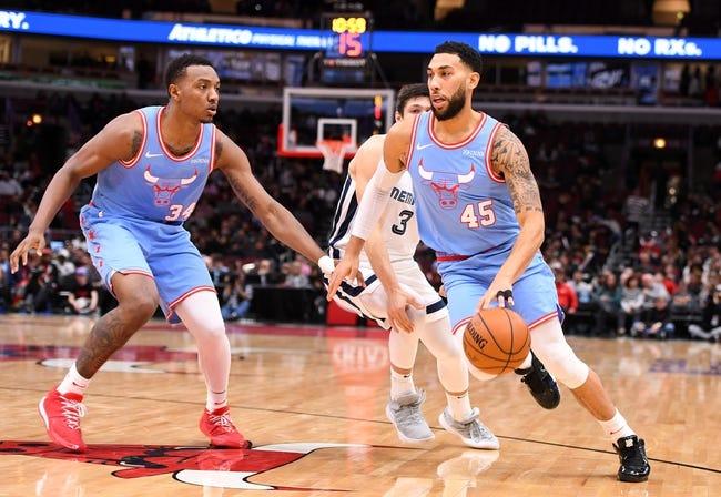 Chicago Bulls at Memphis Grizzlies - 4/12/21 NBA Picks and Prediction