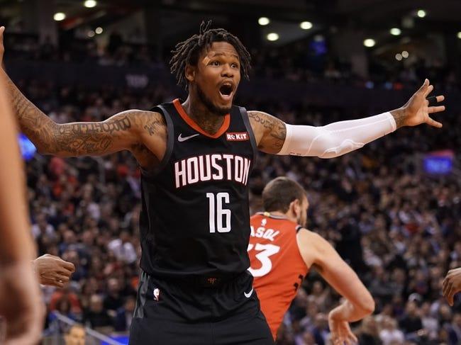 Toronto Raptors vs Houston Rockets NBA Picks, Odds, Predictions 2/26/21