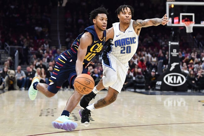 Orlando Magic vs Cleveland Cavaliers NBA Picks, Odds, Predictions 1/4/21
