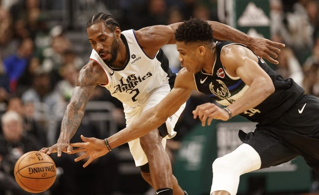 Milwaukee Bucks vs Los Angeles Clippers NBA Picks, Odds, Predictions 2/28/21
