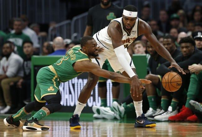 Boston Celtics vs Denver Nuggets NBA Picks, Odds, Predictions 2/16/21