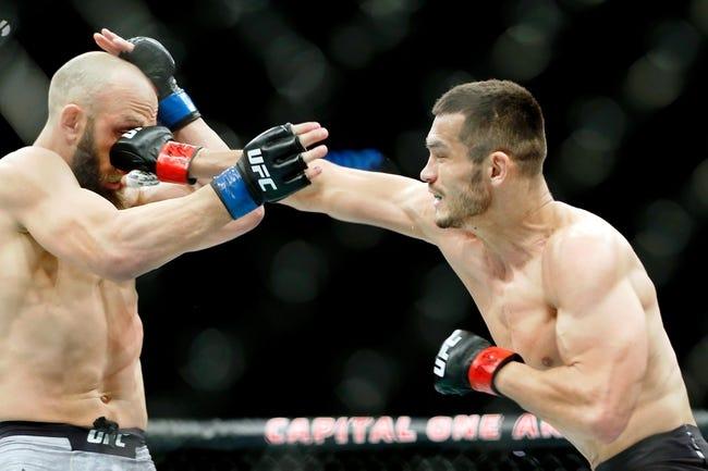 UFC Vegas 35: Makhmud Muradov vs. Gerald Meerschaert Picks and Predictions