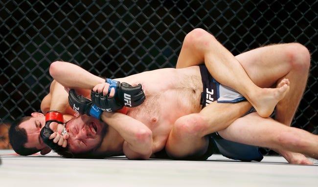 UFC on ESPN 26: Gabriel Benitez vs. Billy Quarantillo Picks and Predictions