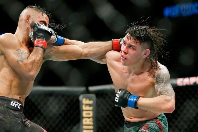 UFC Vegas 27: Rob Font vs. Cody Garbrandt Picks and Predictions