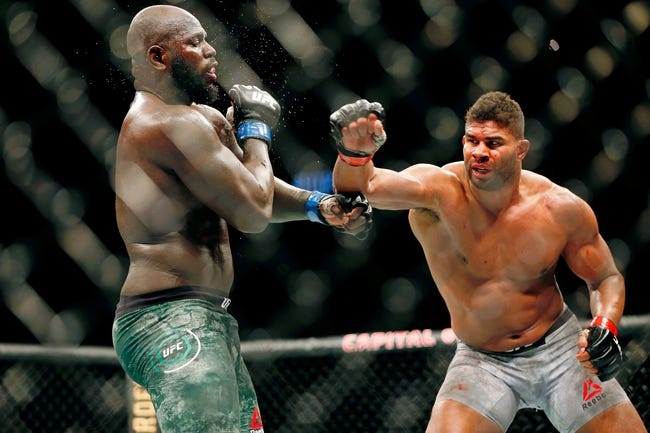 UFC Vegas 28: Jairzinho Rozenstruik vs. Augusto Sakai Picks and Predictions