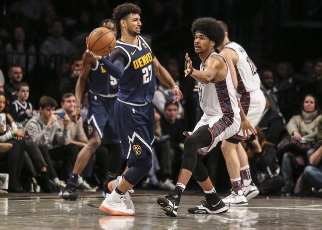 Brooklyn Nets vs Denver Nuggets NBA Picks, Odds, Predictions 1/12/21