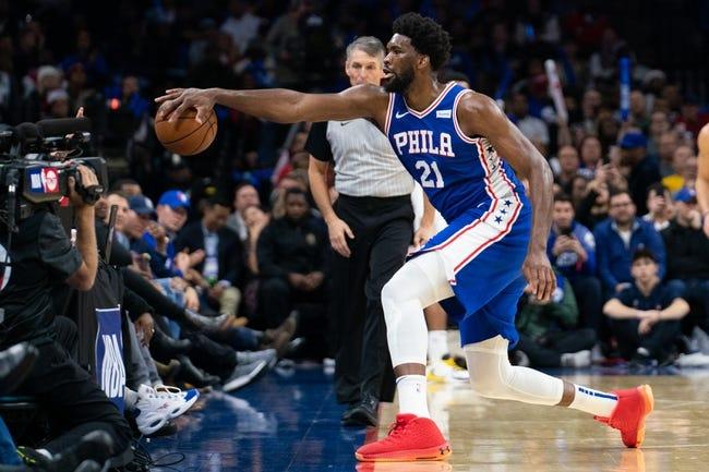 Philadelphia 76ers vs Denver Nuggets NBA Picks, Odds, Predictions 1/9/21