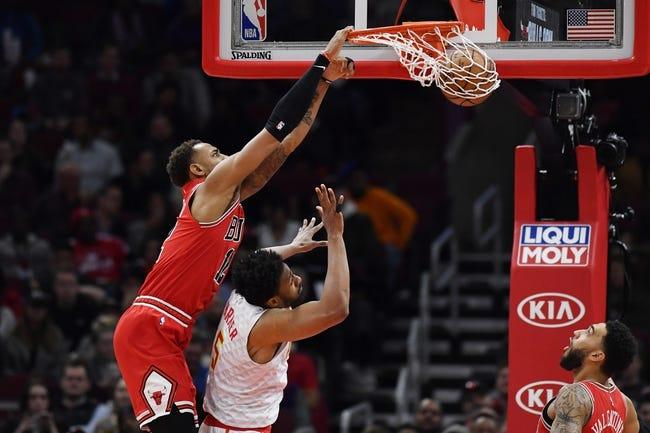 Chicago Bulls vs Atlanta Hawks NBA Picks, Odds, Predictions 12/23/20