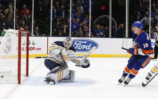Buffalo Sabres vs New York Islanders NHL Picks, Odds, Predictions 2/15/21