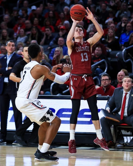 Boston University at Colgate - 3/6/21 College Basketball Picks and Prediction