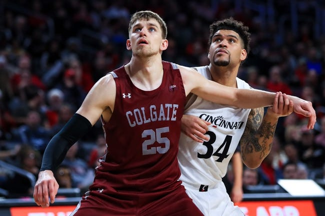 Holy Cross  at Colgate  - 1/17/21 College Basketball Picks and Prediction