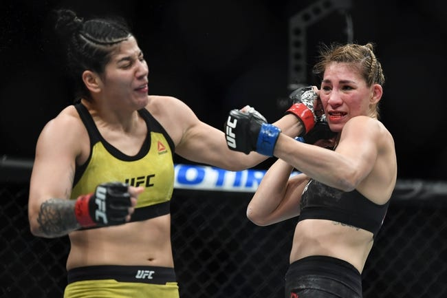 UFC Vegas 19: Yana Kunitskaya vs. Ketlen Vieira Picks and Predictions