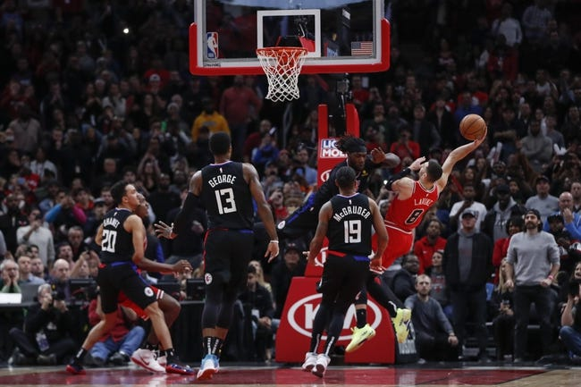 Los Angeles Clippers vs Chicago Bulls NBA Picks, Odds, Predictions 1/10/21