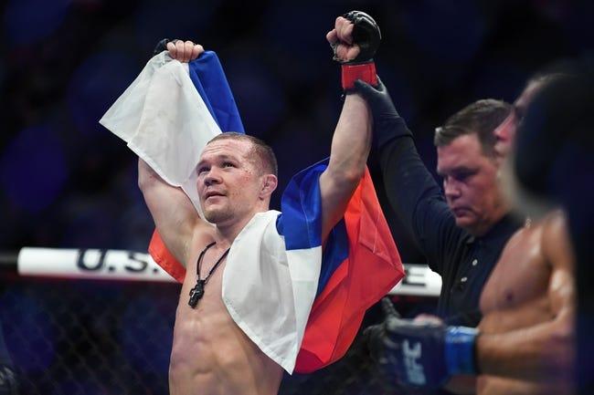 UFC 259: Petr Yan vs. Aljamain Sterling Picks and Predictions