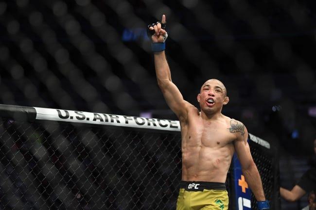 UFC 265: Jose Aldo vs. Pedro Munhoz Picks and Predictions