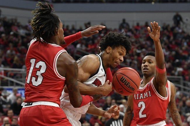 Central Michigan vs Miami-Ohio College Basketball Picks, Odds, Predictions 2/23/21