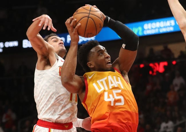 Atlanta Hawks at Utah Jazz - 1/15/21 NBA Picks and Prediction