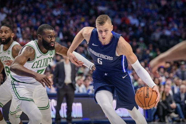 Dallas Mavericks vs Boston Celtics NBA Picks, Odds, Predictions 2/23/21