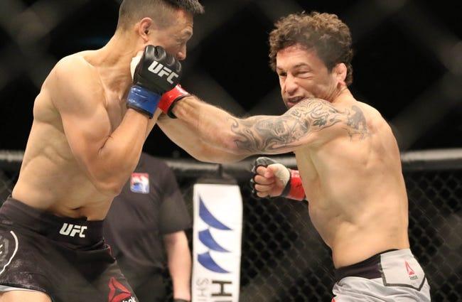 UFC Vegas 18: Cory Sandhagen vs. Frankie Edgar Picks and Predictions