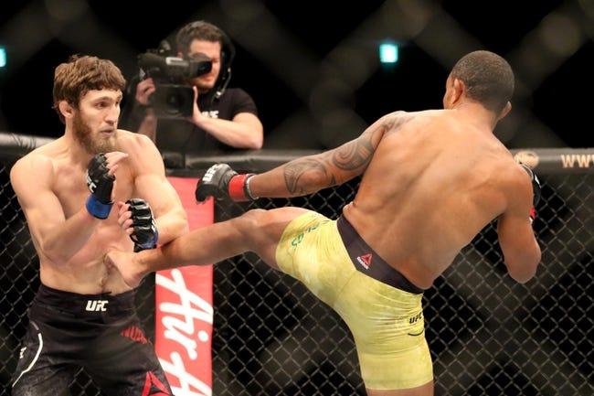 UFC Vegas 30: Raoni Barcelos vs. Timur Valiev Picks and Predictions