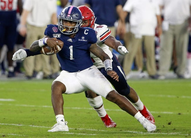 LA Tech at Georgia Southern: 12/23/20 College Football Picks and Prediction