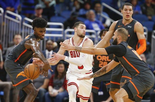 Orlando Magic vs Chicago Bulls NBA Picks, Odds, Predictions 2/5/21