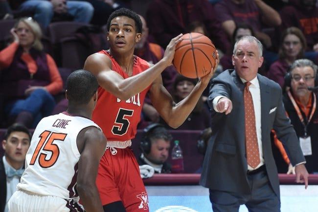 Furman at VMI: 1/20/21 College Basketball Picks and Prediction