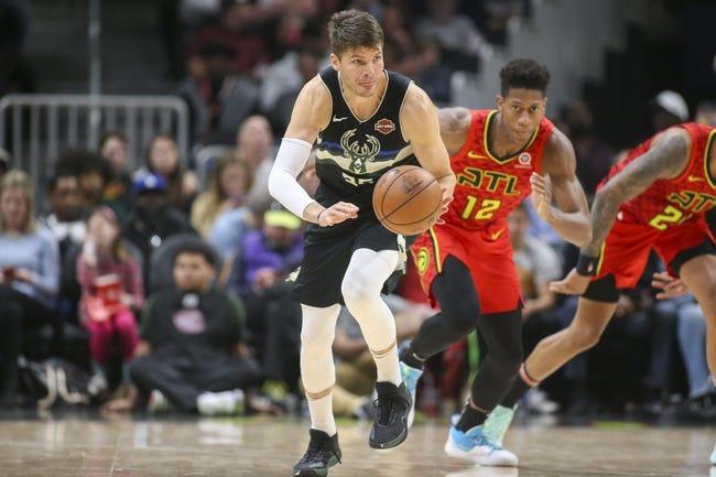 Atlanta Hawks at Milwaukee Bucks - 1/24/21 NBA Picks and Prediction