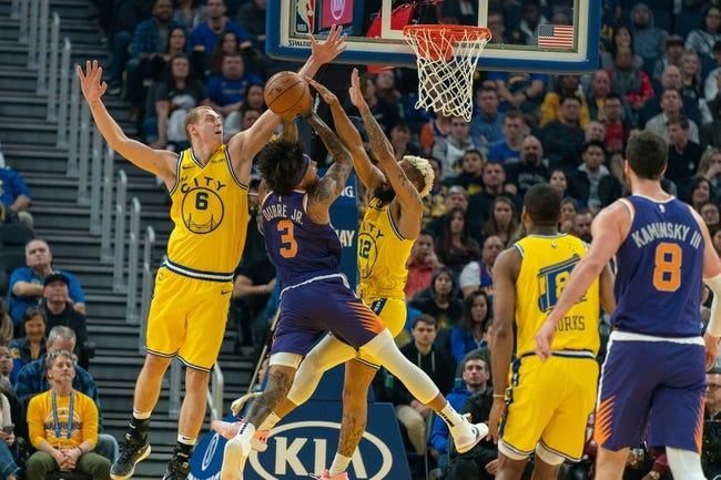 Phoenix Suns vs Golden State Warriors NBA Picks, Odds, Predictions 1/28/21