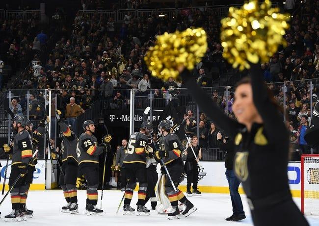 Arizona Coyotes vs Vegas Golden Knights NHL Picks, Odds, Predictions 1/22/21
