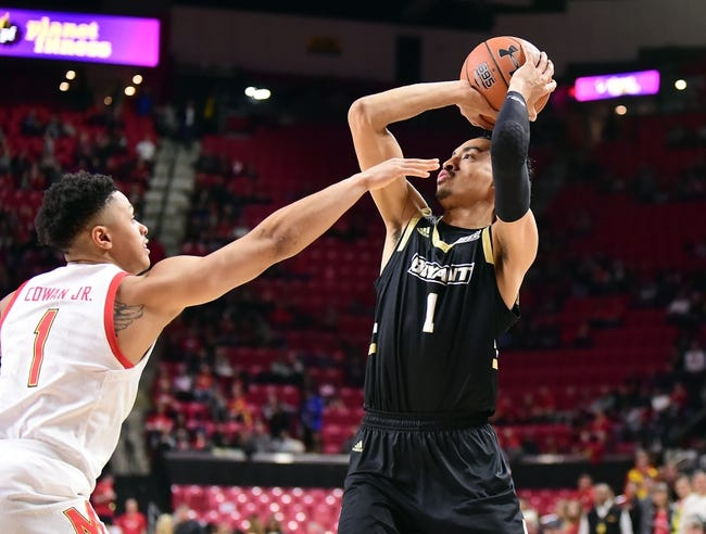 Bryant at St. Francis-Pennsylvania: 1/14/21 College Basketball Picks and Prediction