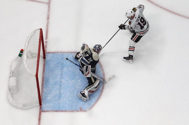 Chicago Blackhawks vs Columbus Blue Jackets NHL Picks, Odds, Predictions 1/29/21