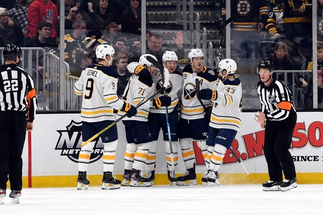 Buffalo Sabres vs Boston Bruins NHL Picks, Odds, Predictions 3/18/21