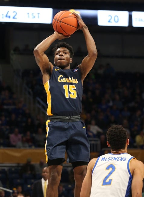 Rider at Canisius - 3/8/21 College Basketball Picks and Prediction