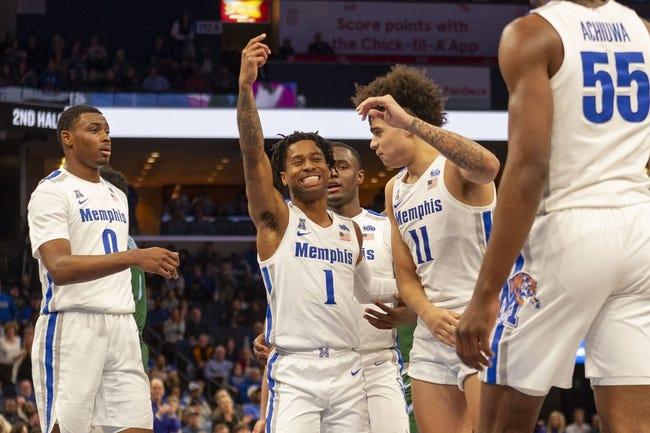 Memphis vs Tulane College Basketball Picks, Odds, Predictions 2/24/21