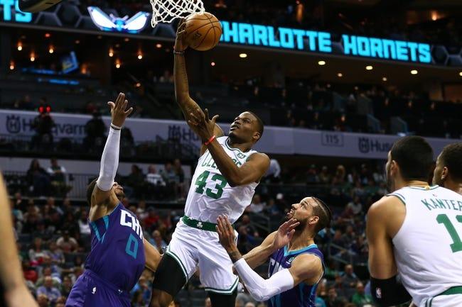 Boston Celtics vs Charlotte Hornets NBA Picks, Odds, Predictions 4/4/21