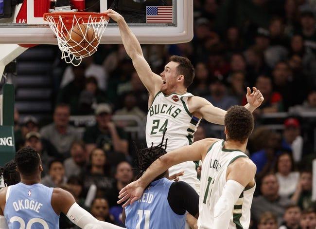 Minnesota Timberwolves at Milwaukee Bucks - 2/23/21 NBA Picks and Prediction