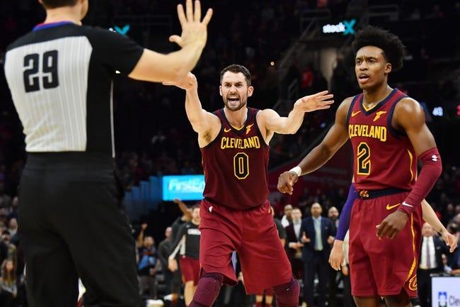 Cleveland Cavaliers vs Charlotte Hornets NBA Picks, Odds, Predictions 12/23/20