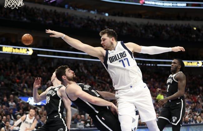 Dallas Mavericks at Brooklyn Nets - 2/27/21 NBA Picks and Prediction