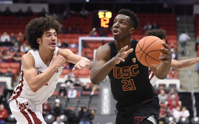 Washington State at USC: 1/16/21 College Basketball Picks and Predictions