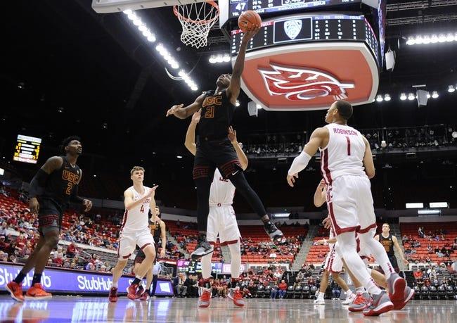 USC vs Washington State College Basketball Picks, Odds, Predictions 1/16/21