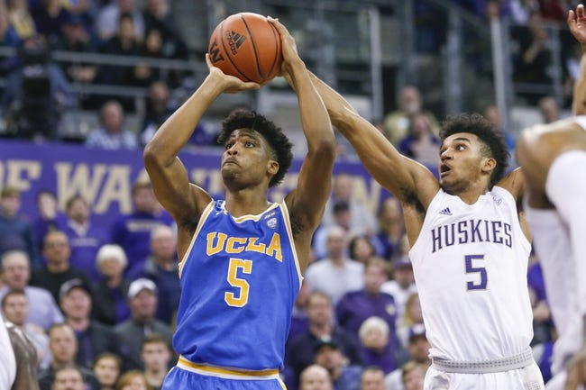 Washington at UCLA: 1/16/21 College Basketball Picks and Prediction