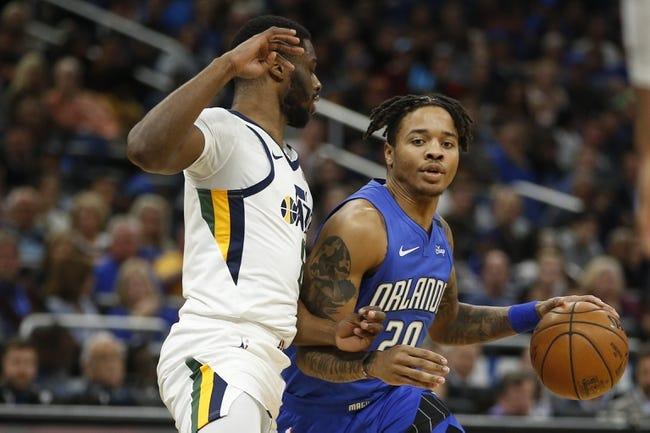 Utah Jazz at Orlando Magic - 2/27/21 NBA Picks and Prediction