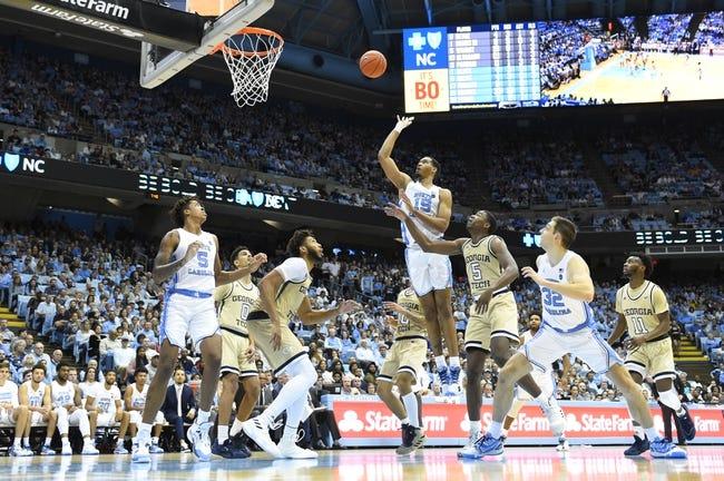 Georgia Tech vs North Carolina College Basketball Picks, Odds, Predictions 12/30/20