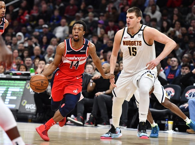 Washington Wizards vs Denver Nuggets NBA Picks, Odds, Predictions 2/17/21