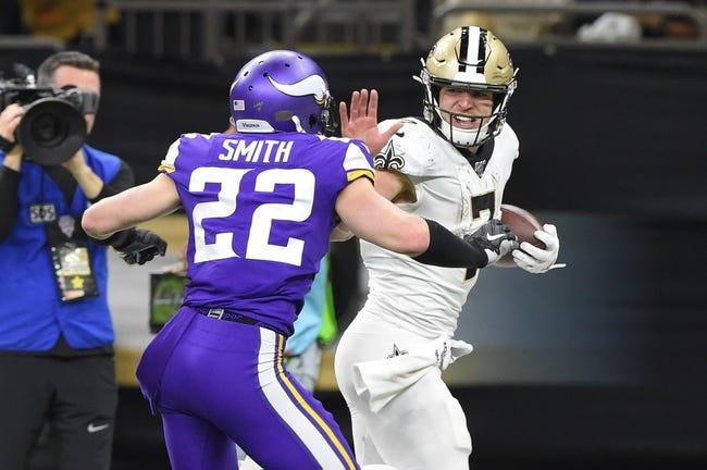 Minnesota Vikings at New Orleans Saints: 12/25/20 NFL Picks and Predictions
