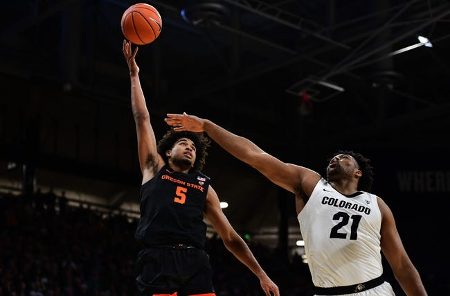 Oregon State at Tennessee: 3/19/21 College Basketball Picks and Prediction